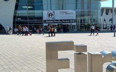 SaludBox visita la primera edición de COSMOBEAUTY Barcelona