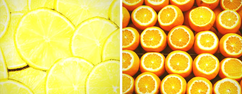 Las grageas masticables Probichok: ¿limones o naranjas?