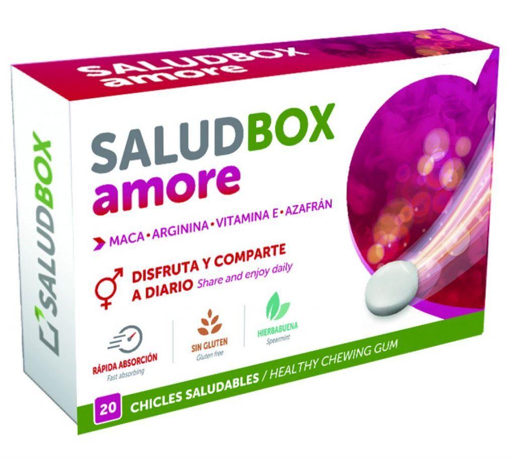 SaludBox Amore nueva fórmula azafrán