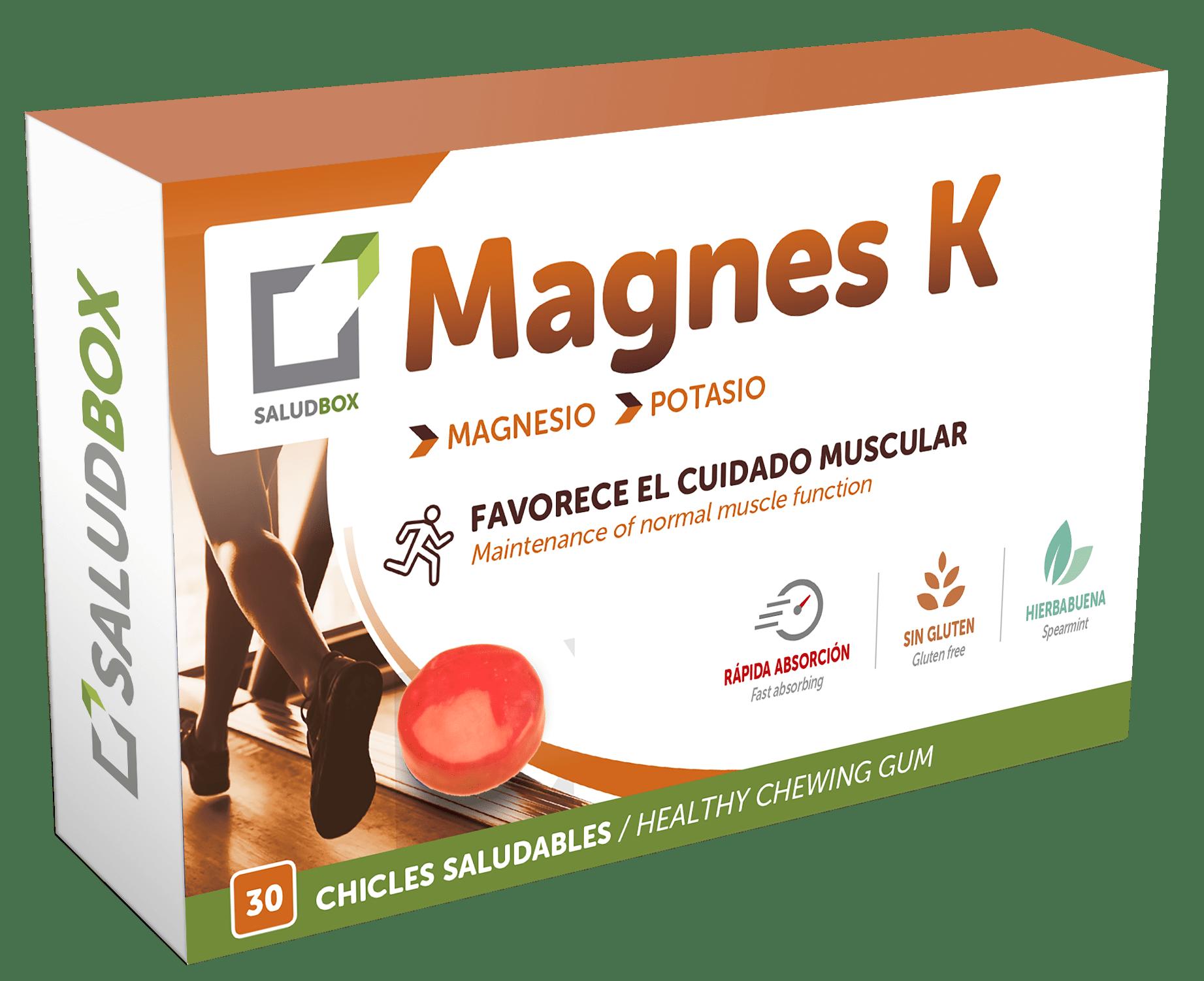 Magnes K