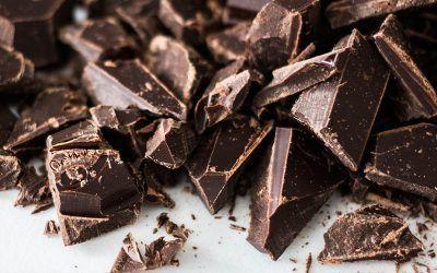 El chocolate es bueno para la salud