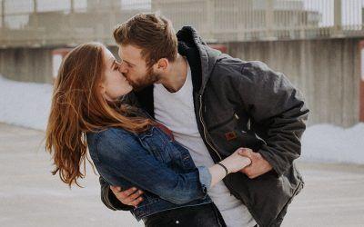 Beneficios de un buen beso