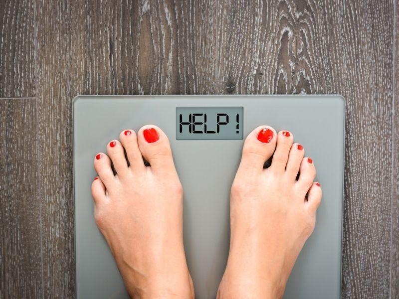 5 errores que te impiden perder peso