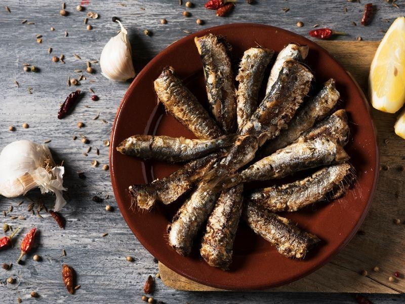 Sardinas: el pescado del verano