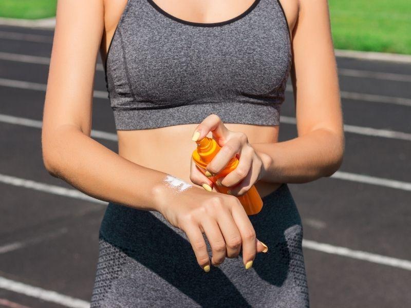 Protector solar para hacer deporte: ¿es necesario?