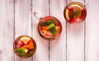 Recetas refrescantes con frutas para el verano